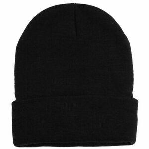 Beanie Winter Woolly Slouch Ski Hat - £2 delivered @ bitsandthebobs / eBay