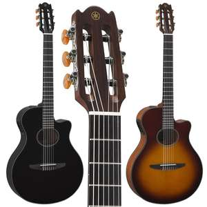 Yamaha NTX500 Eletro Classical Acoustic Guitar - £299 Delivered @ Kenny's Music
