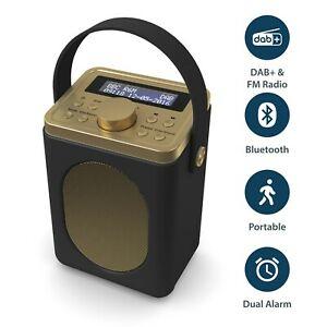 Majority DAB/DAB+ Digital & FM Radio, Portable Wireless, Bluetooth, Dual Alarm - £31.95 @ velocityelectronics / eBay