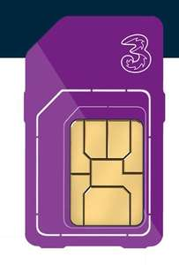 Three SIM only - 8gb Data - £8 per month / 12 months (£4 after cashback by redemption) - Total £96 at Affordable Mobiles
