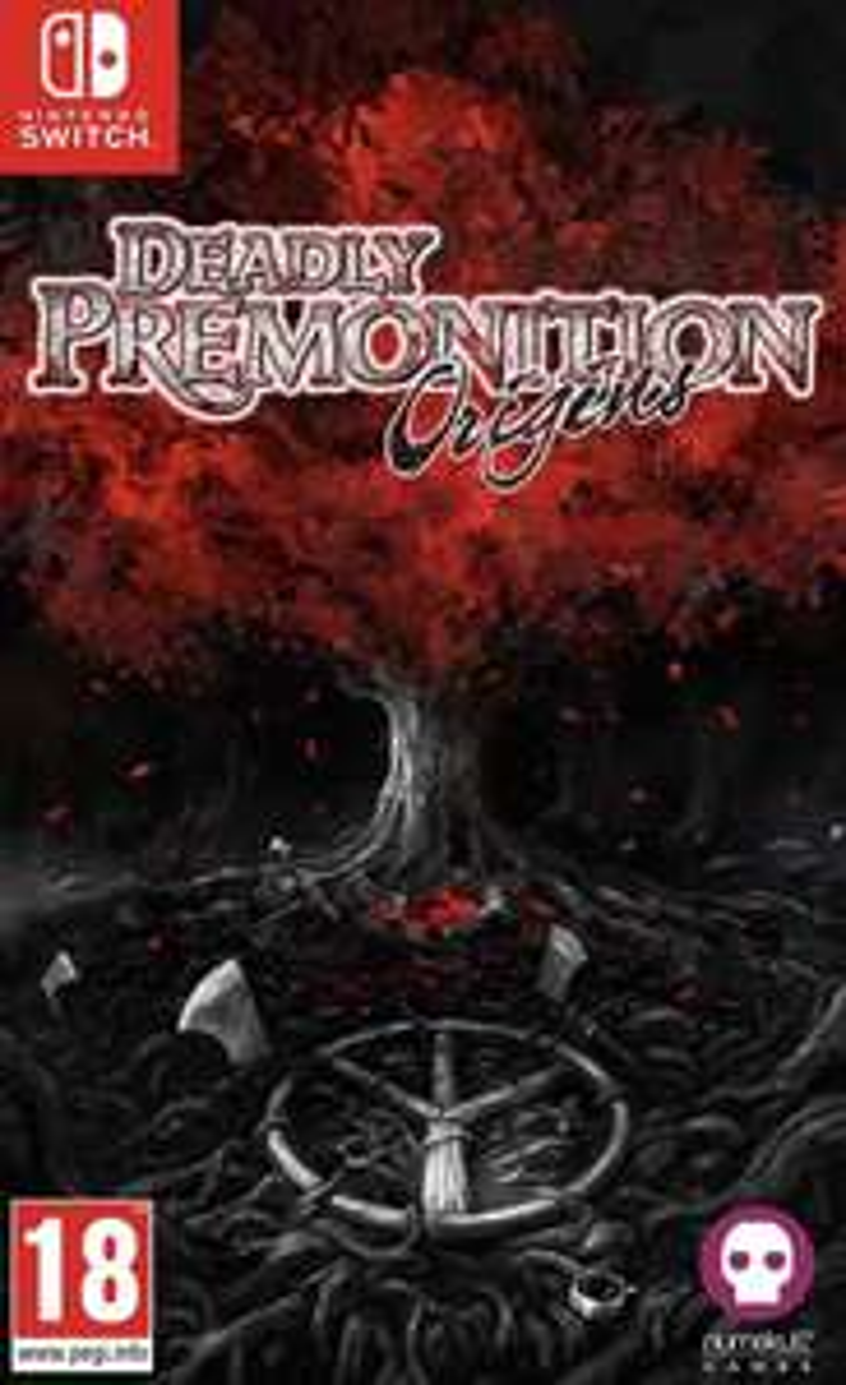 Deadly Premonition: Origins (Nintendo Switch) £24.85 @ Base