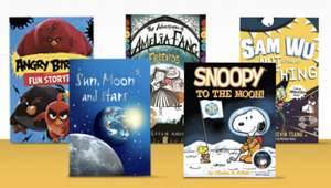 Free Kids ebooks to download @ McDonalds.com