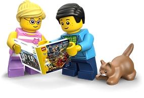 Free Lego Catalogue @ Lego Shop