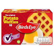 Birds Eye 10 Potato Waffles | £0.99 @ Farmfoods