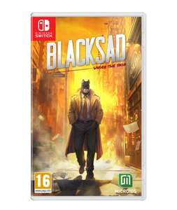 Blacksad: Under the skin - Limited Edition (Switch / PS4 / Xbox One) - £19.99 Delivered @ Coolshop