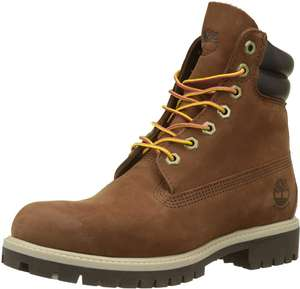Timberland Men's 6 Inch Double Collar Classic Boots size 11 only £72.66 @ Amazon