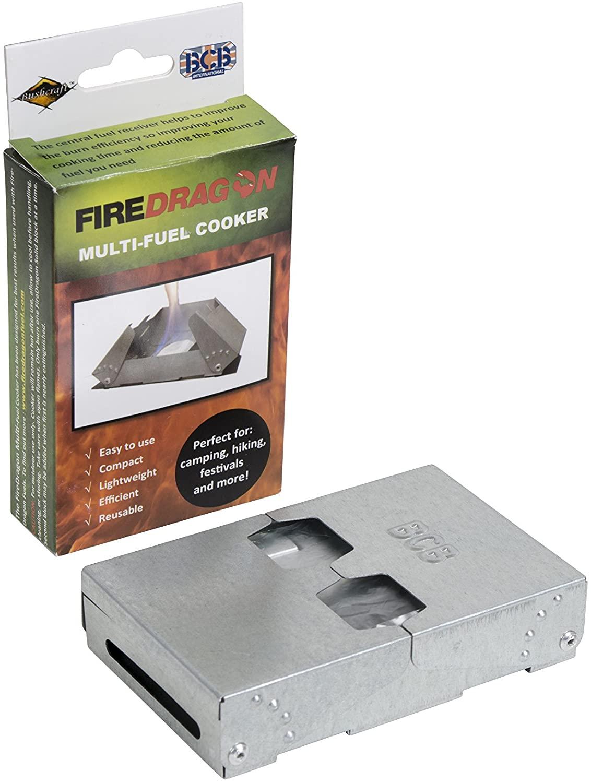 Fire Dragon - Burner - Compact - Foldable £2.74 prime / £7.23 non prime at Amazon