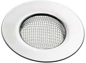 KitchenCraft Stainless Steel Sink Strainer, 7.5cm £2.60 (Prime) / £7.09 (non Prime) at Amazon