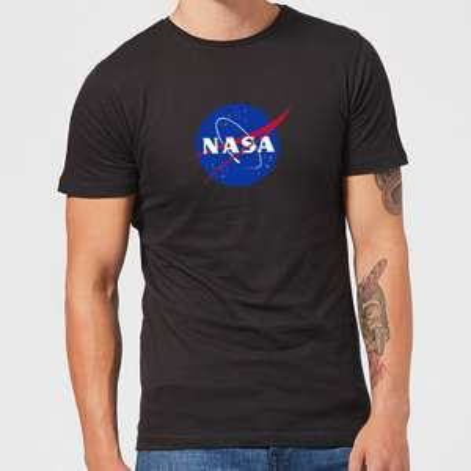 NASA T-Shirts £8.99 delivered with code at IWOOT