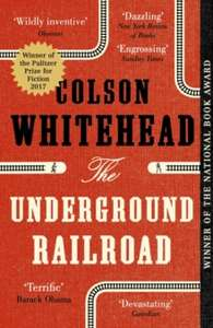 The Underground Railroad by Colson Whitehead eBook (ePub) - 99p @ Hive Store