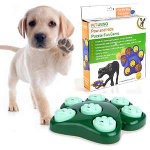 Pet Living Paw And Hide Puzzle Fun Pet Dog Toy Game for £6 with Delivery @ Yankee Bundles