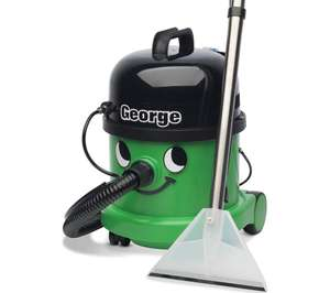 NUMATICGeorge Hoover GVE370 3-in-1 Cylinder Wet & Dry Vacuum Cleaner - Green & Black £228 at Currys PC World