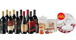 Giordano wines - italian Dolce Vita selection £64.90 + £4 Delivery