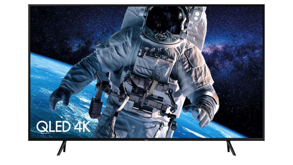 "Samsung QE55Q70R (2019) QLED HDR 1000 4K Ultra HD Smart TV 55"" with TVPlus/Freesat HD & Apple TV App Free 5 Year Wty - £799 @ Reliant Direct"
