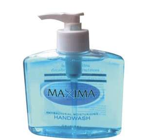 Economy Handwash Unperfumed Anti-bacterial 250ml £1.44 Free Next Day Delivery at Euroffice