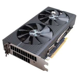 Sapphire Radeon RX 470 MINING Edition 8192MB GDDR5 PCI-Express Graphics Card £107.69 delivered Overclockers