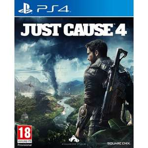PS4 - Just Cause 4 (Free Delivery - Dispatched within 24 Hours) - £8.95 @ The Game Collection