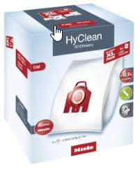 Miele FJM or GN Allergy XL HyClean 3D - 8 Bags & 1 HEPA filter £29.99 delivered (excludes N. Ireland) @ Miele UK