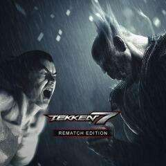 Tekken 7 - Rematch Edition incl.Season Pass 2 - £12.85 (with Shopto credit) @ PSN Store