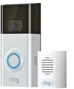 Ring Video Doorbell 2 + Ring Chime + 6 Months Ring Cloud Subscription - £99.99 Delivered @ Costco