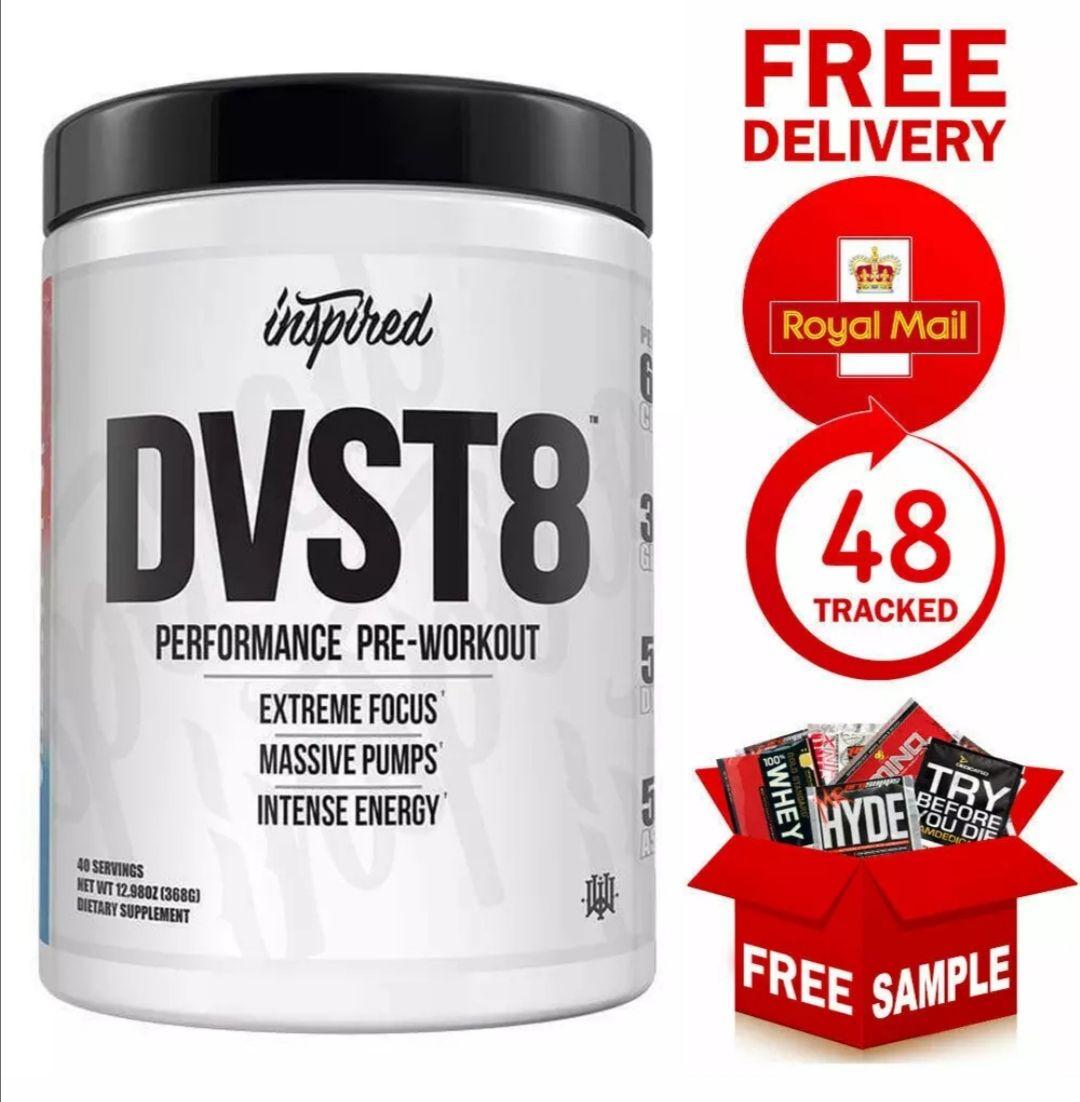 Inspired DVST8 Pre workout - £24.95 @ t-nutrition eBay