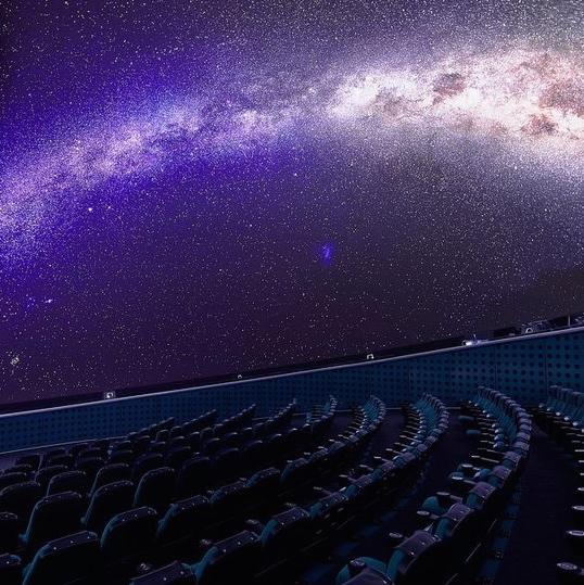 "National Space Centre to stream free planetarium show via Youtube ""We are Stars"""