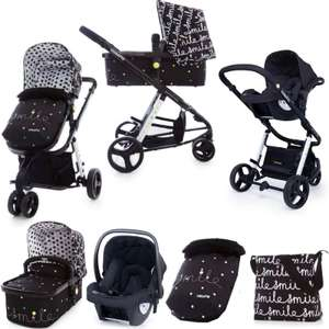 Cosatto Giggle 2 Combi 3 in 1 (Hold) Travel System - Smile - £299.95 delivered @ Online4baby