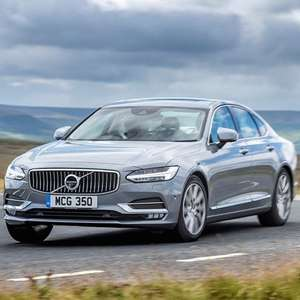 New Volvo S90 Saloon 2.0 T4 Momentum Plus 4dr Geartronic £24,152 @ Nationwidecars discount offer