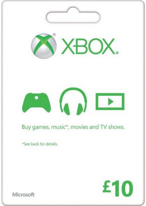 £10 Xbox Gift Card - £9.39 @ CDKeys