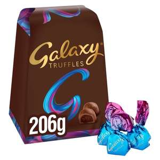 galaxy truffles 206g £2 instore @ Morrisons Walsall
