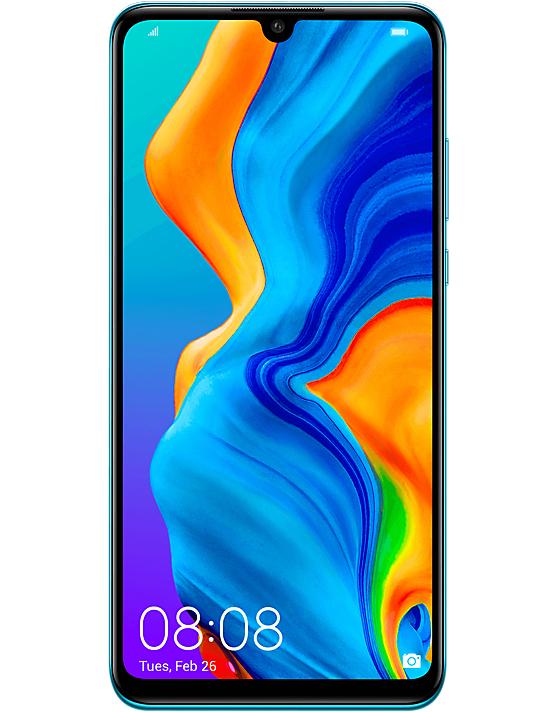 Huawei P30 Lite New Edition Smartphone | 256GB 6GB | Blue, Crystal & Black - £249.99 @ Carphone Warehouse