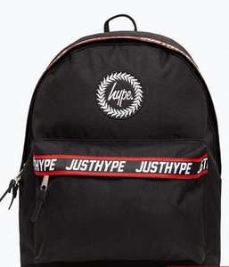 Just Hype Taped Backpack now £7.70 (+£3.99 Delivery) @ Very
