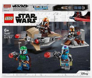 LEGO 75267 Mandalorian Battle Pack - £9.97 (+£3.50 Postage) @ John Lewis & Partners
