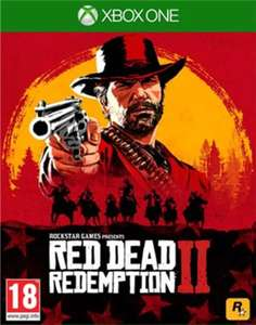 Red Dead Redemption 2 (Xbox One) - £22.85 delivered @ Base
