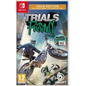 [Nintendo Switch] Trials Rising Gold Edition - £10.95 delivered @ The Game Collection