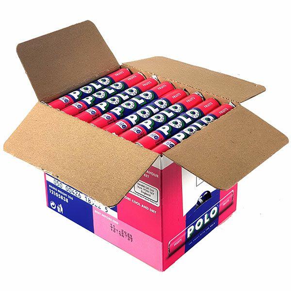 48 X Nestle Polo Fruits 37g Packs - £13.00 @ Yankee Bundles