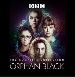 Orphan Black The Complete Collection (HD) £24.99 @ iTunes