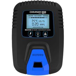 Oxford Oximiser 900 - 888 Anniversary Edition (Battery Charger) £24.89 delivered @ SportsBikeShop