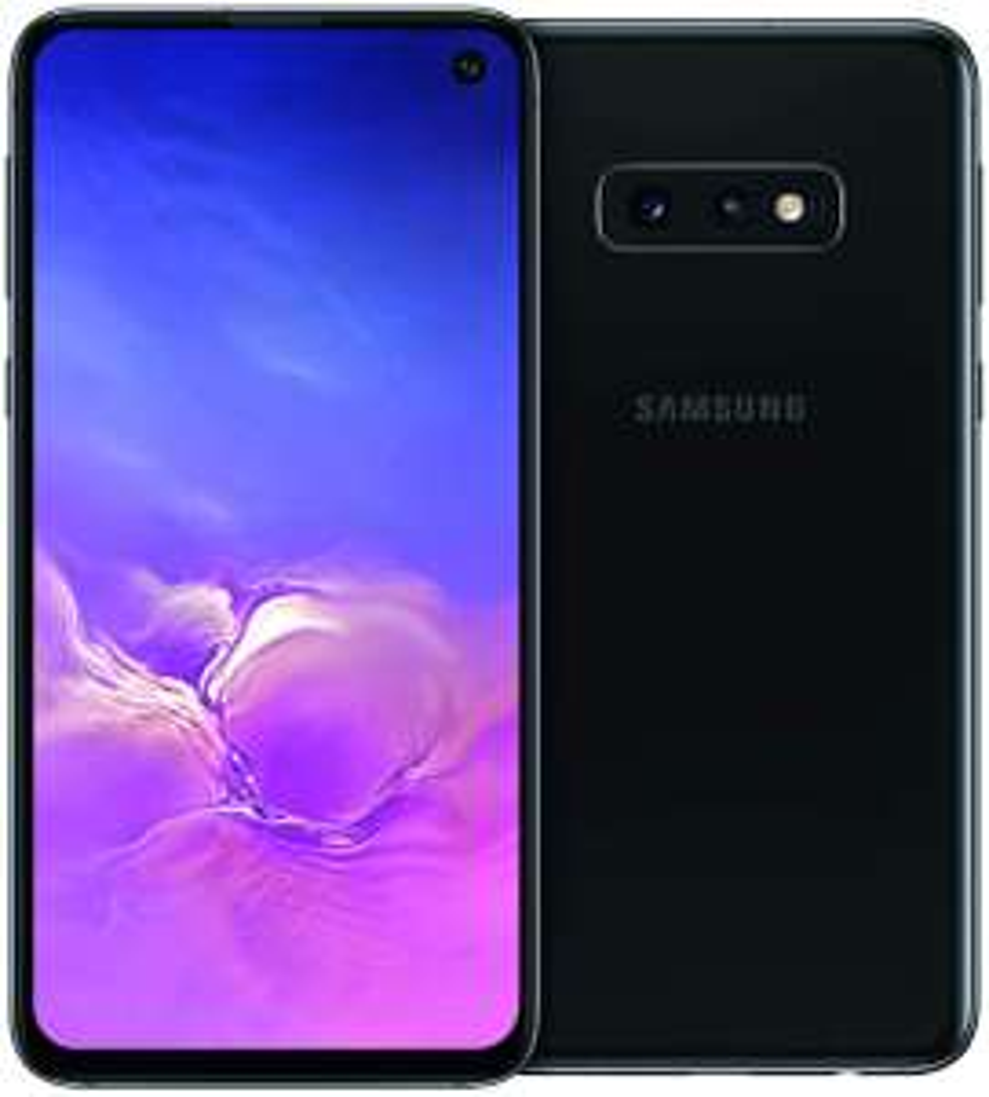 Samsung Galaxy S10e 128 GB Hybrid-SIM Android Smartphone - Black (UK Version) £450.54 PRIME @ AMAZON UK