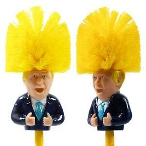 Boris Johnson Toilet Brush £4.28 delivered @ eBay /carltonv3
