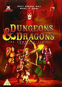 Free Full episodes of Dungeons & Dragons Cartoon series on YouTube