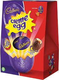 Most Easter Stock now 90% off (e.g Medium Easter Eggs 12p / Large Easter Eggs 30p / Giant Easter Eggs 60p - 80p) @ Sainsbury's Poole