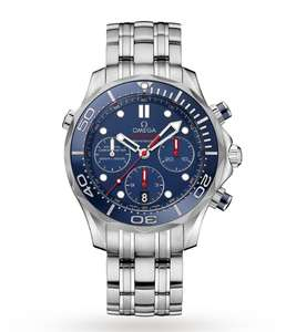 Omega Seamaster Diver 300M Co-axial 44mm Mens watch £3528 @ Goldsmiths