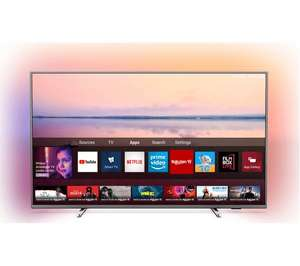"""Philips 65PUS6754 65"""" Smart Ambilight 4K Ultra HD TV with HDR10+, Dolby Vision, Dolby Atmos and Freeview Play - £549 @ AO"""
