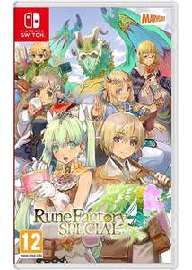 Rune Factory 4 Special (Nintendo Switch) £24.85 Delivered @ Base