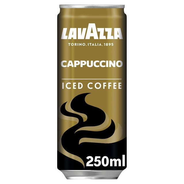 Lavazza Cappuccino iced coffee 3 for £1.00 Heron Foods Blackheath
