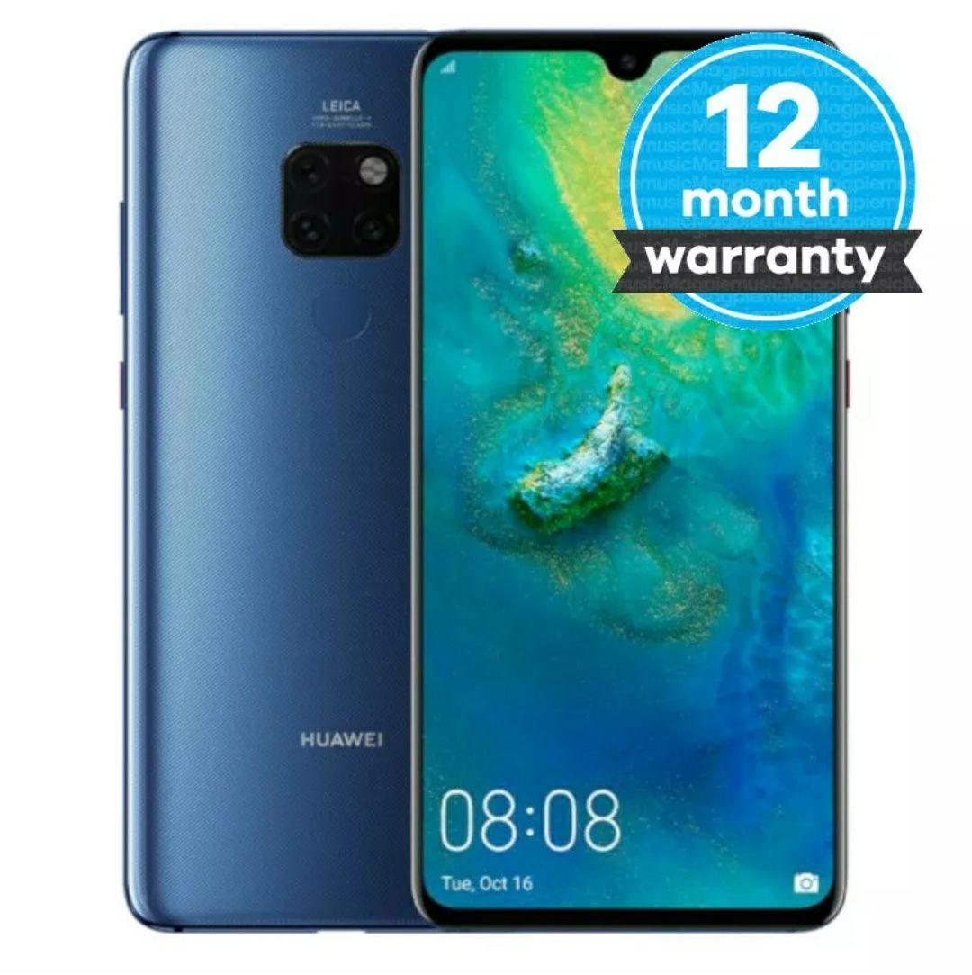 Huawei Mate 20 - 128 GB - Midnight Blue - (Unlocked) - Smartphone - Pristine (A) - £233.99 @ Music Magpie / Ebay