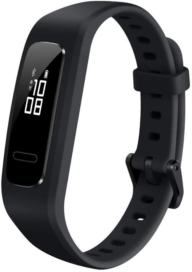 Huawei Band 3e Fitness Wristband Activity Tracker Black (Multi-method wearing 5ATM Up to 21 days usage) - £12.74 @ Amazon Germany