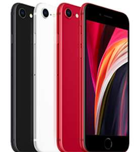 SKY Mobile Iphone SE 128gb, 20GB Data, Unlimited Texts and Mins £29pm + £90 Cashback - 36 months