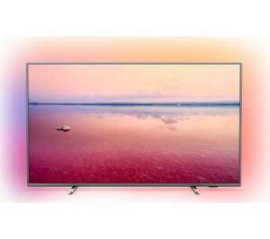 """PHILIPS Ambilight 43PUS6754/12 43"""" Smart 4K Ultra HD HDR LED TV + 6 Months Spotify Premium (New Customers) £299.99 @ Currys PC World"""